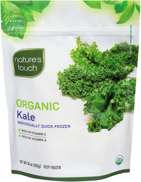 Nature's Touch™ Organic Kale 10 oz. Bag