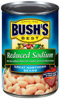 Bush's Best® Reduced Sodium Great Northern Beans 15.8 oz. Can