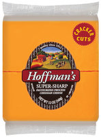 Hoffman's Super-Sharp Pasteurized Process Cheddar Cheese