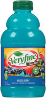Veryfine® Mixed Berry Juice Drink 32 fl. oz. Bottle