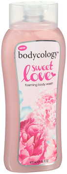 Bodycology® Sweet Love Foaming Body Wash 16 fl. oz. Squeeze Bottle
