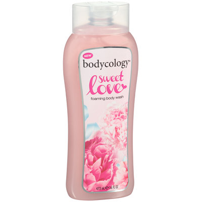 Bodycology® Sweet Love Foaming Body Wash 16 fl. oz. Squeeze Bottle