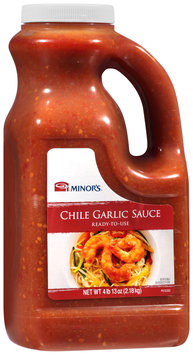 Minor's® Chile Garlic Sauce 4.8 lb. Jug