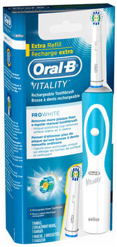 Oral-B Vitality ProWhite Rechargeable Electric Toothbrush