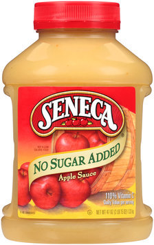Seneca® No Sugar Added Apple Sauce
