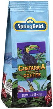 Springfield® Costarica Tarazzu Coffee 1.5 oz