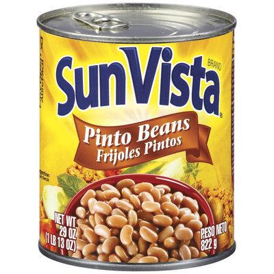 Sun-Vista  Pinto Beans 29 Oz Can
