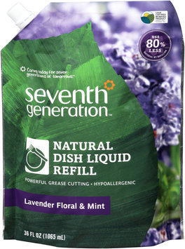 Seventh Generation™ Natural Lavender Floral & Mint Dish Liquid Refill 36 fl. oz. Pouch