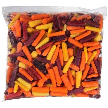 Cal-Organic Farms Organic Rainbow Baby Carrots 5 lb. Bag