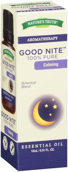 Nature's Truth® Aromatherapy Good Nite™ 100% Pure Essential Oil 0.51 fl. oz. Box