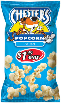 Chester's® $1.49 Only Salted Popcorn 3 oz. Bag