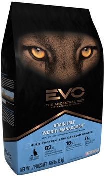 EVO Weight Management Adult Cat Food 6.6 lb. Bag