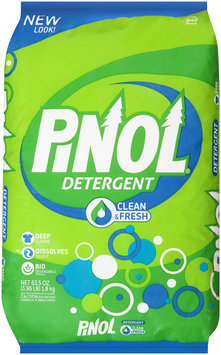 Pinol® Clean & Fresh Powder Laundry Detergent 63.5 oz. Bag