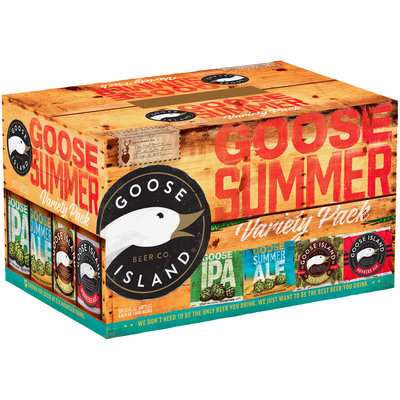 Goose Island Beer Co.® Goose Summer Variety Pack