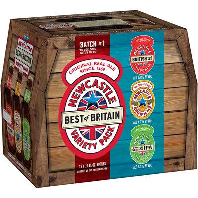 Newcastle Best of Britain Variety Pack 12-12 fl. oz. Pack