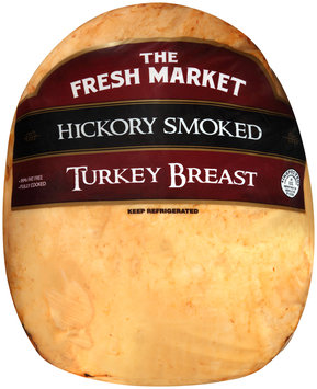 The Fresh Market Hickory Smoked Turkey Breast