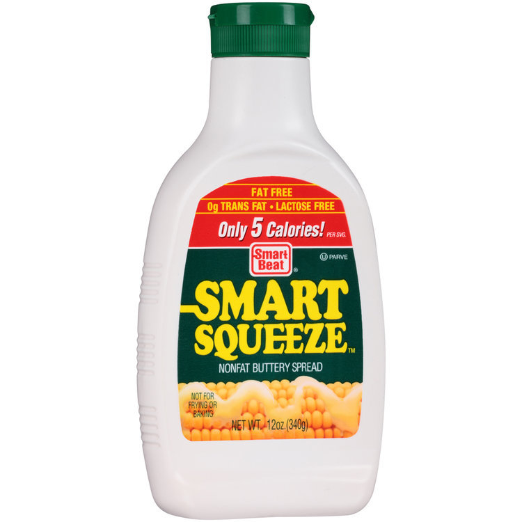Smart Beat® Smart Squeeze™ Nonfat Buttery Spread