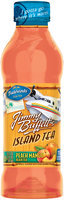 Tradewinds Jimmy Buffett's Island Tea Peach Mango Black Tea 18.5 fl. oz. Bottle