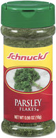 Schnucks Flakes Parsley .56 Oz Shaker