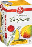 Teekanne Herbal Wellness Caffeinated Passionfruit Mango Tea Tea Bags 20 Ct Box