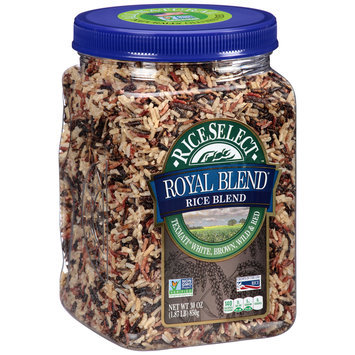 Rice Select™ Royal Blend® Rice Blend 30 oz. Jar