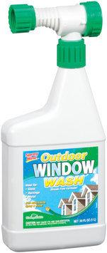 Spray Nine® 23534 Outdoor Window Wash 34 Oz Spray Bottle
