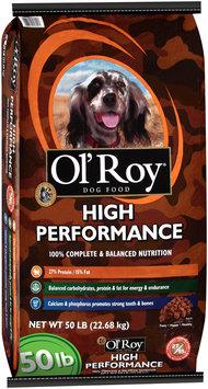 ol' roy® high performance dog food