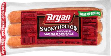 Bryan® Smoky Hollow Andouille Smoked Sausage 14 oz. Pack