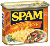 Spam® With Cheese 12 oz
