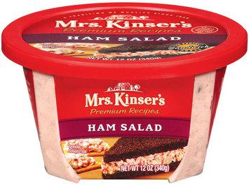 Mrs. Kinser's  Ham Salad 12 Oz Tub