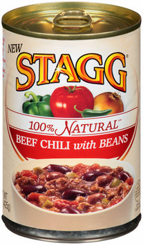 Stagg® Beef Chili with Beans 15 oz. Can