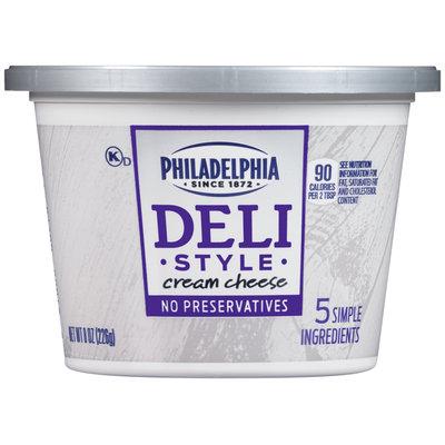 Philadelphia Deli Style Cream Cheese