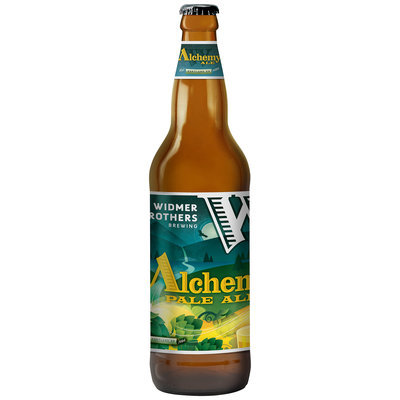 Widmer Brothers Brewing Alchemy Pale Ale Beer