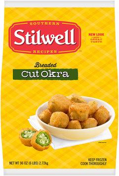 Stilwell™ Breaded Cut Okra