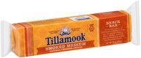 Tillamook Smoked Cheddar 10 Oz Snack Bar Cheese 10 Oz Chunk