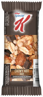 Kellogg's® Special K® Chocolate Almond Chewy Nut Bar 1.16 oz. Wrapper