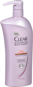 Clear Scalp & Hair Beauty Therapy™ Frizz Control Nourishing Shampoo 21.9 fl. oz. Pump