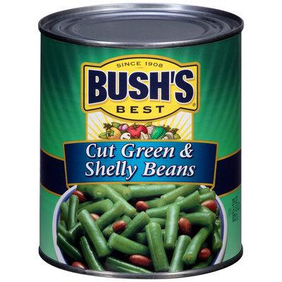 Bush's Best® Cut Green & Shelly Beans