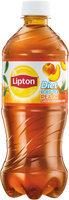 Lipton Diet Peach Iced Tea 20 fl. oz. Bottle
