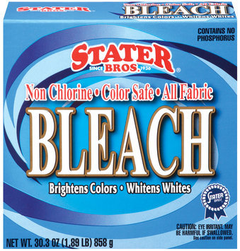 Stater bros Non Chlorine Color Safe All Fabric Bleach
