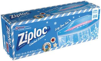 Ziploc Limited Edition Holiday Gallon Freezer Storage Bags 28 ct Box