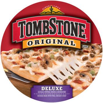 tombstone original deluxe pizza