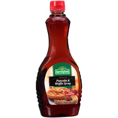 Springfield® Premium Pancake & Waffle Syrup