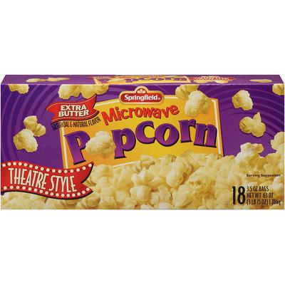 Springfield® Microwave Popcorn Theater Style 63 oz.