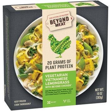 Beyond Meat® Vegetarian Vietnamese Lemongrass with Beyond Chicken® 10 oz. Box