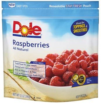 Dole® Raspberries 12 oz.