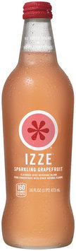IZZE® Sparkling Grapefruit Juice 16 fl. oz. Bottle