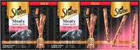 Sheba® Salmon Flavor Meaty Tender Sticks Cat Treats 11-0.14 Sticks