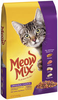 Meow Mix Original Choice Dry Cat Food, 10-Pound