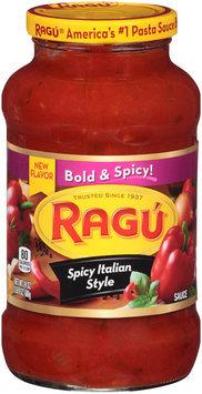Ragu® Spicy Italian Style Sauce